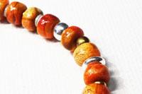 メンズ・レディースのブレスレット通販サイト Akashic Tree Coral Bracelet 動画UP