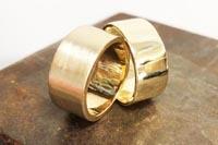 真鍮(Brass)平リング