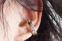 SV1000&BRASS EAR CUFF ハンドメイドで作るイヤーカフ
