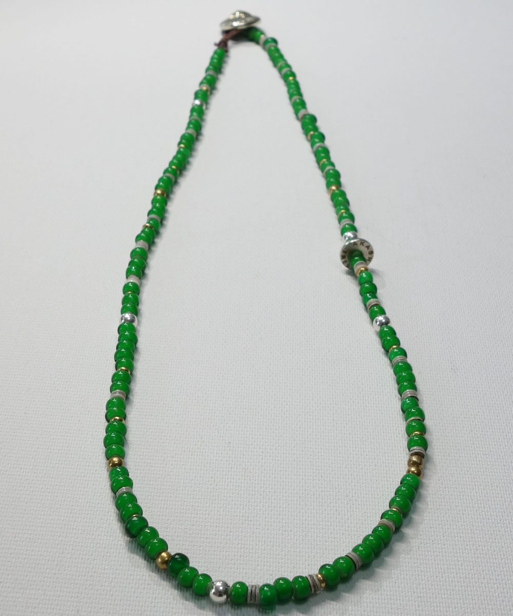 WHITEHEART &SHELL NECKLACE(ホワイトハート&シェルネックレス)4