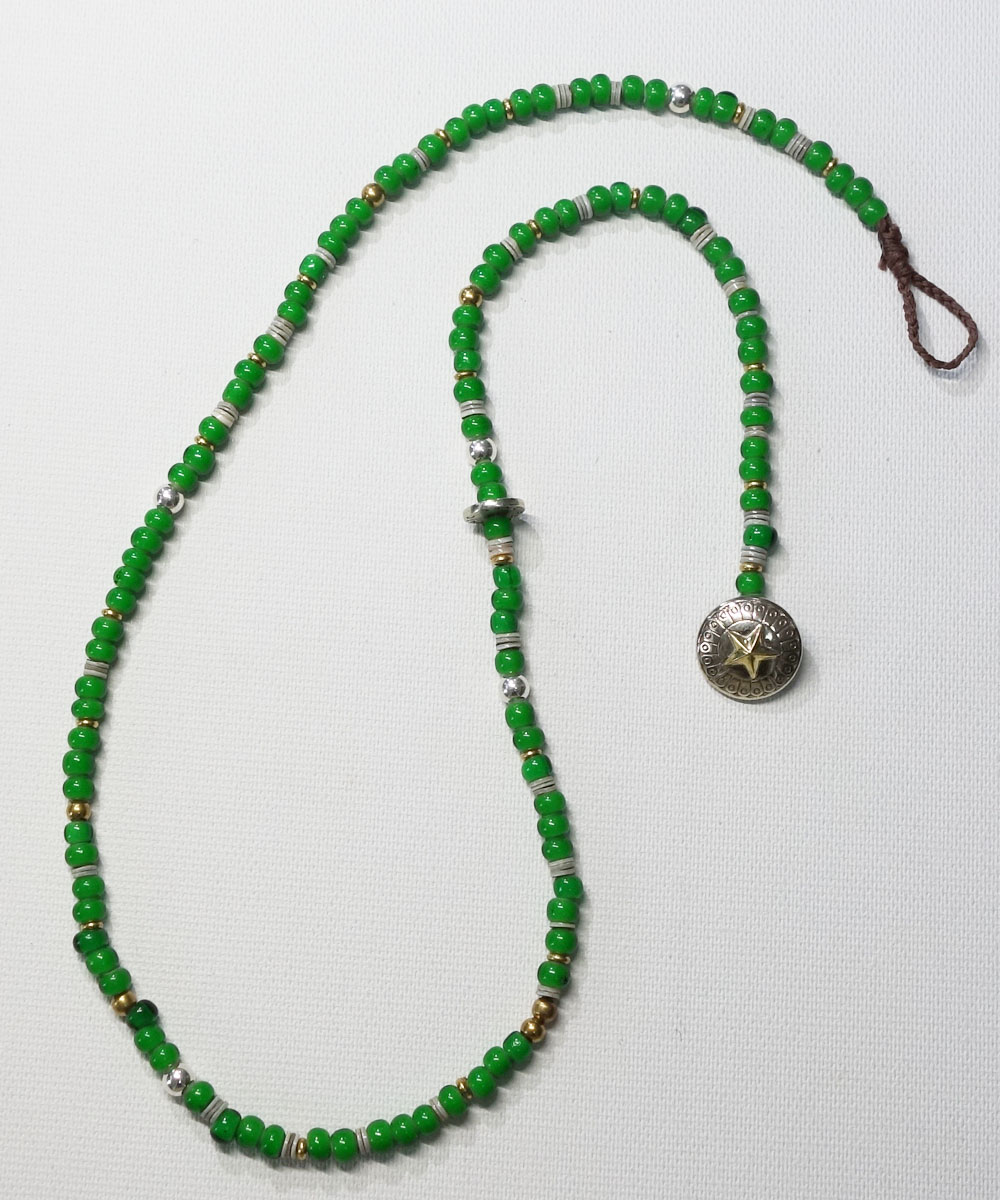 WHITEHEART &SHELL NECKLACE(ホワイトハート&シェルネックレス)5