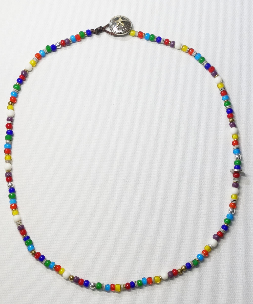 WHITEHEART &SHELL NECKLACE(ホワイトハート&シェルネックレス) 3