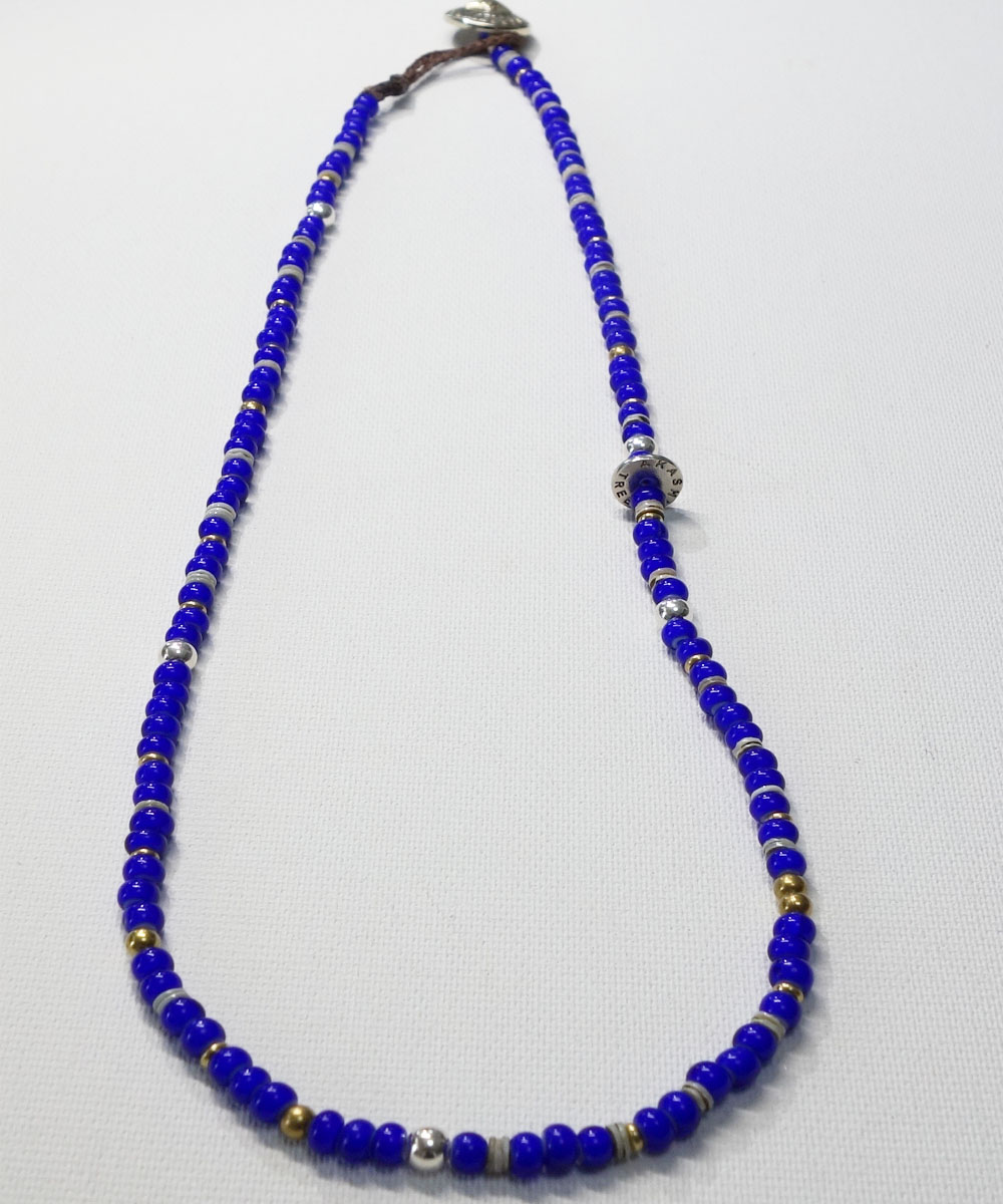 WHITEHEART&SHELL NECKLACE(ホワイトハート&シェルネックレス)4