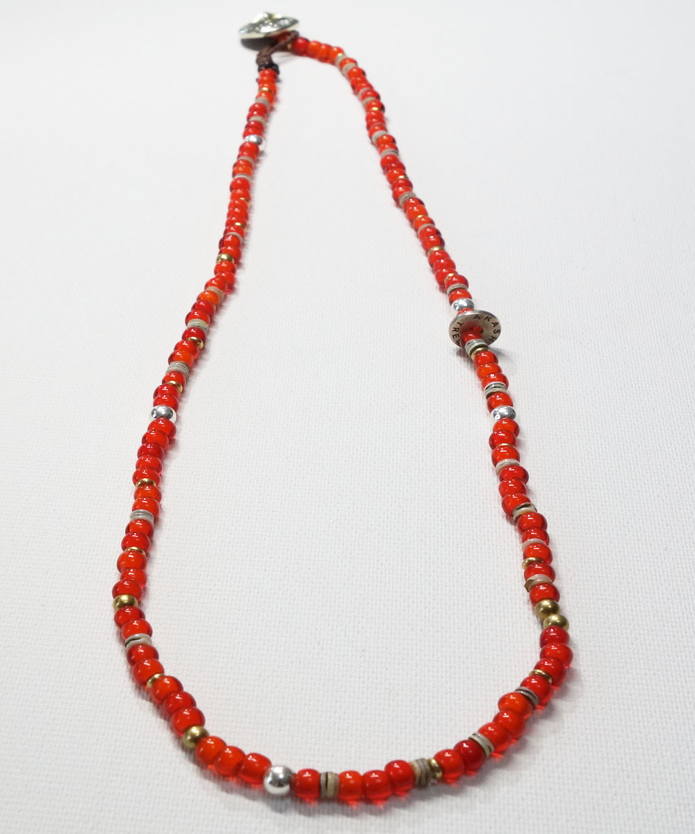 WHITEHEART &SHELL NECKLACE(ホワイトハート&シェルネックレス) 4