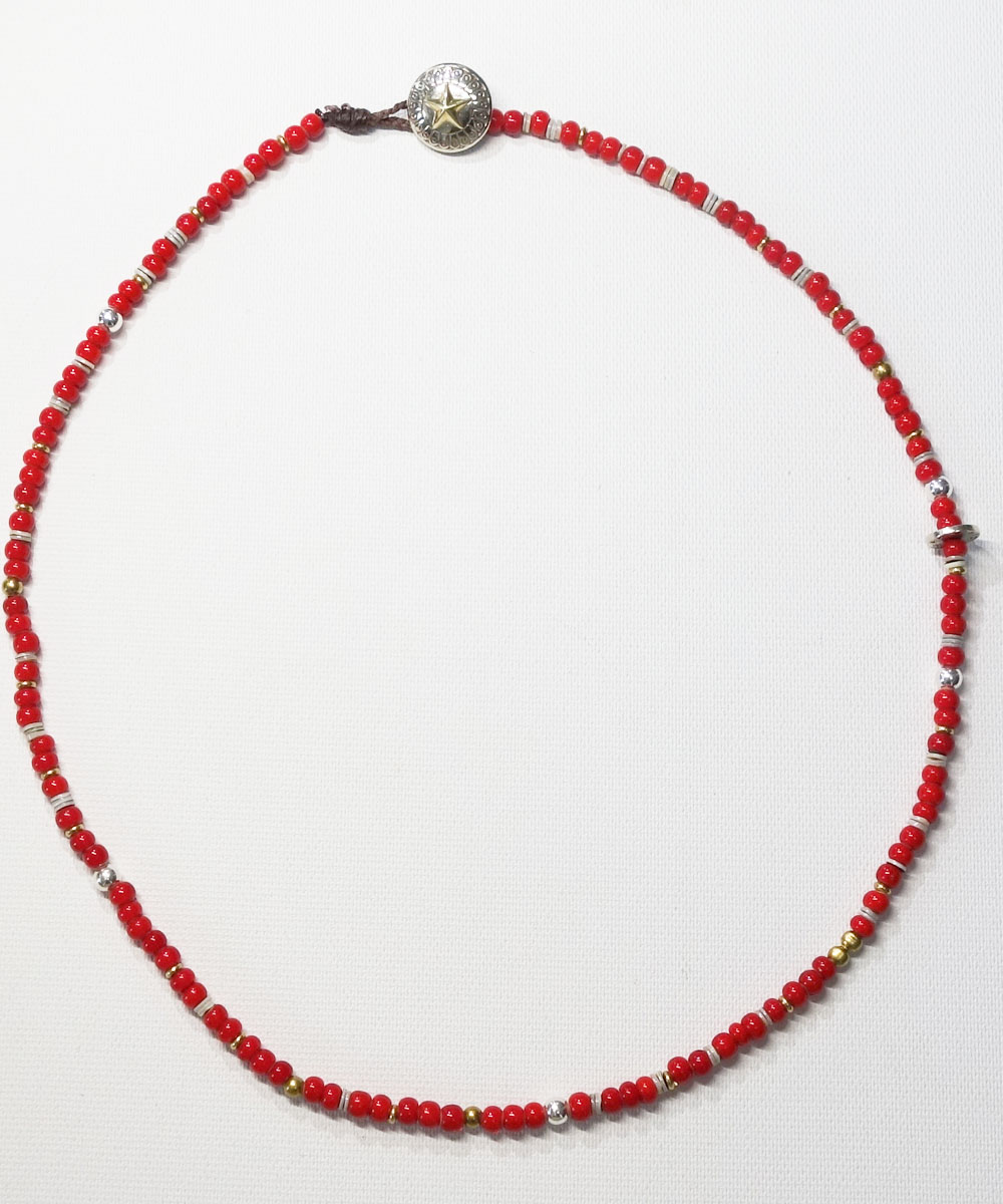 WHITEHEART&SHELL NECKLACE(ホワイトハート&シェル ネックレス) 3