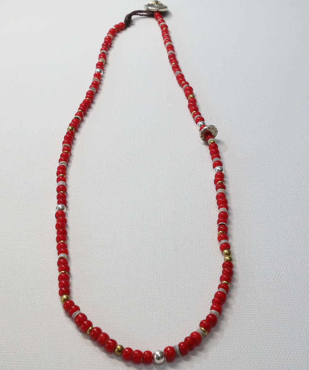 WHITEHEART&SHELL NECKLACE(ホワイトハート&シェル ネックレス) 4
