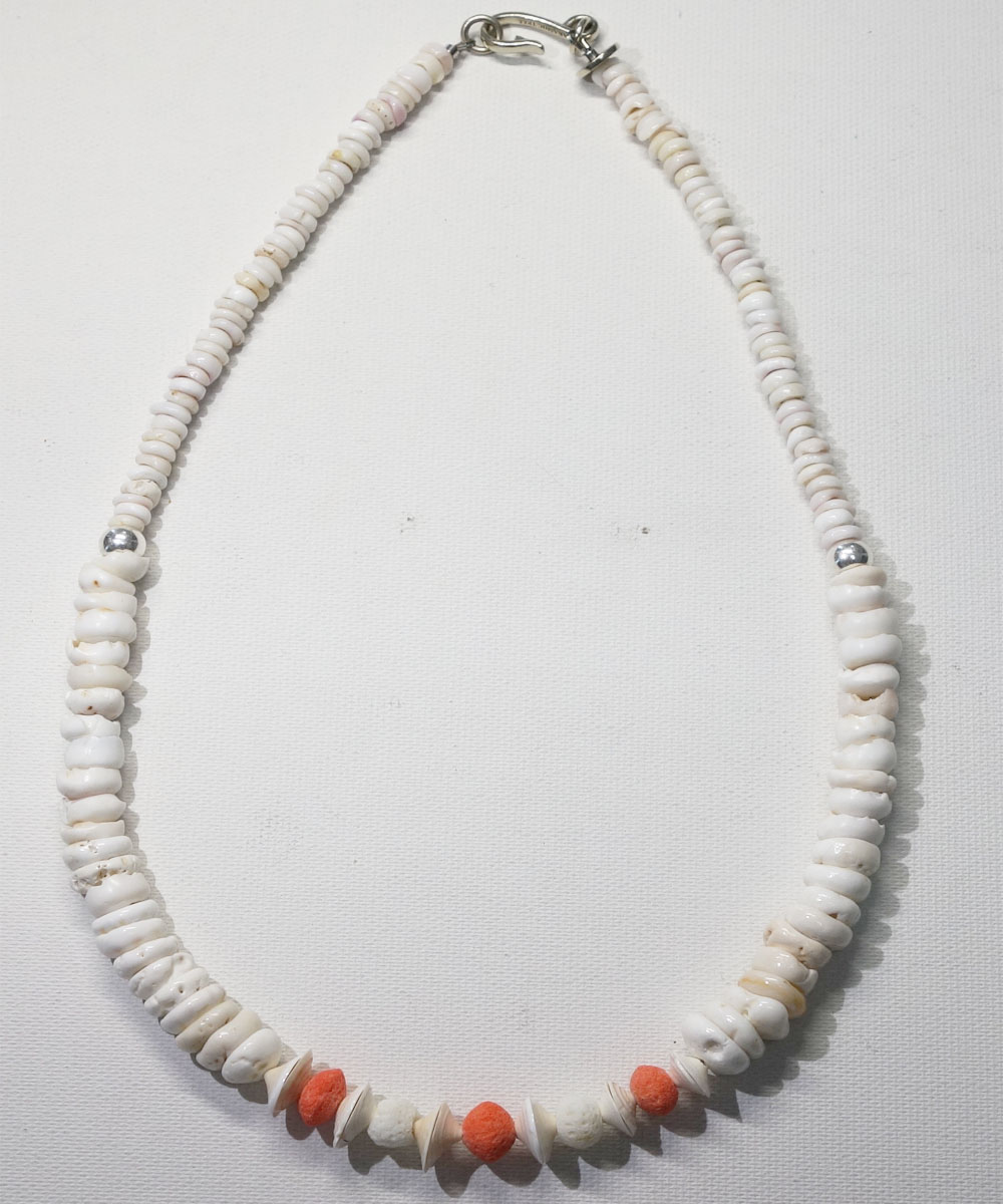 SHELL&CORAL NECKLASE(シェル&コーラルネックレス)3