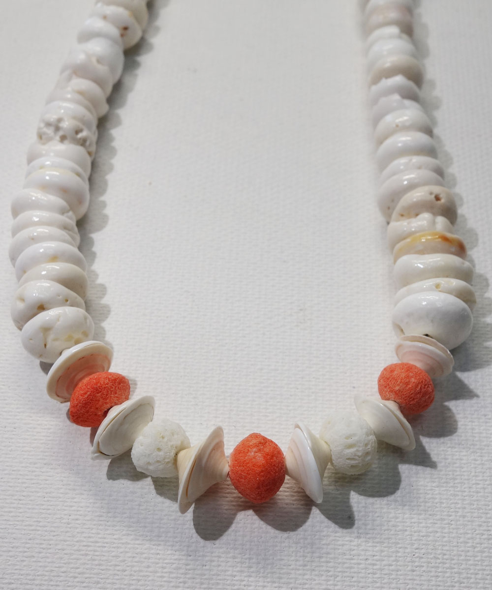 SHELL&CORAL NECKLASE(シェル&コーラルネックレス)4