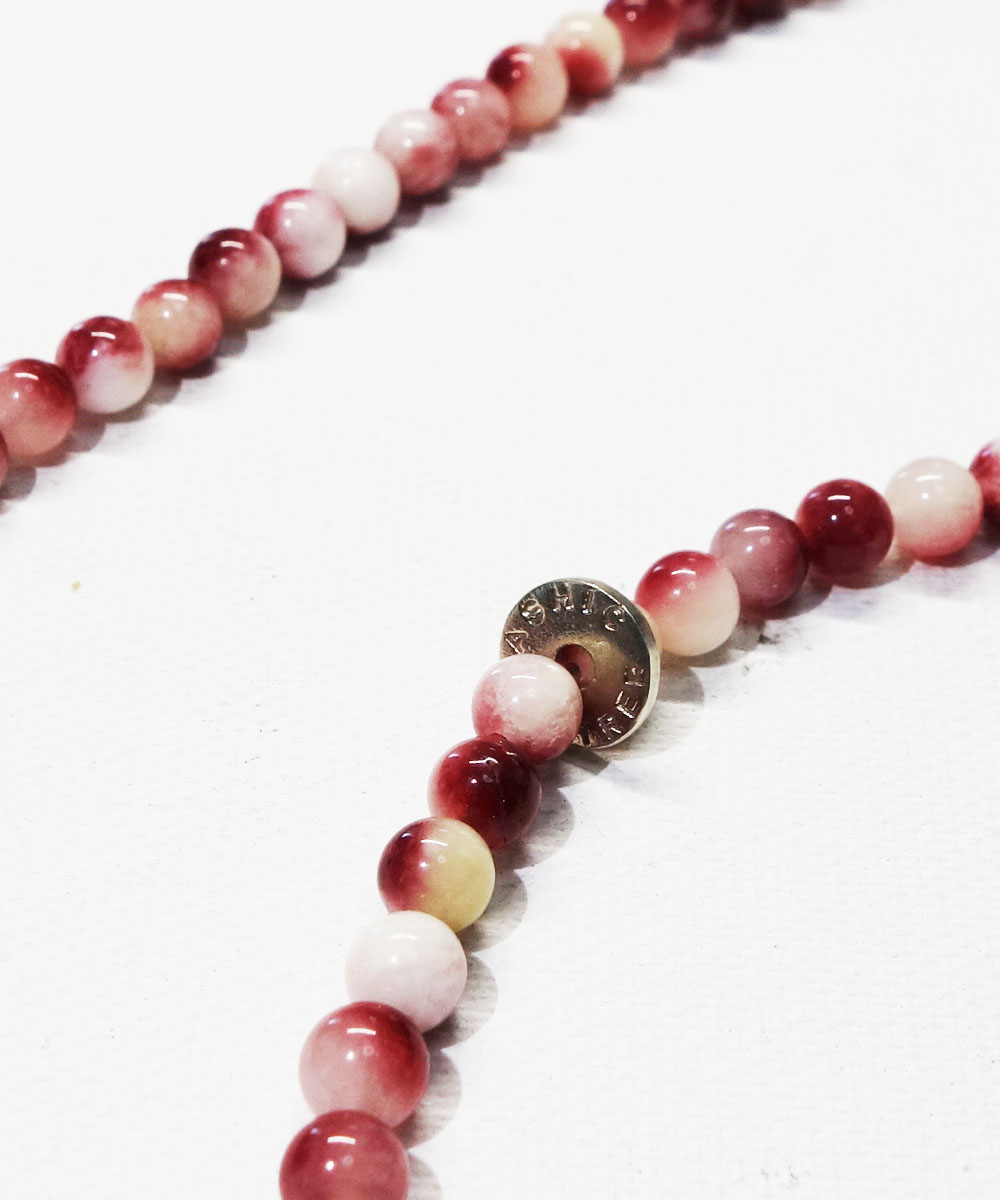 RED&WHITE NECKLACE(レッド&ホワイト ネックレス)4