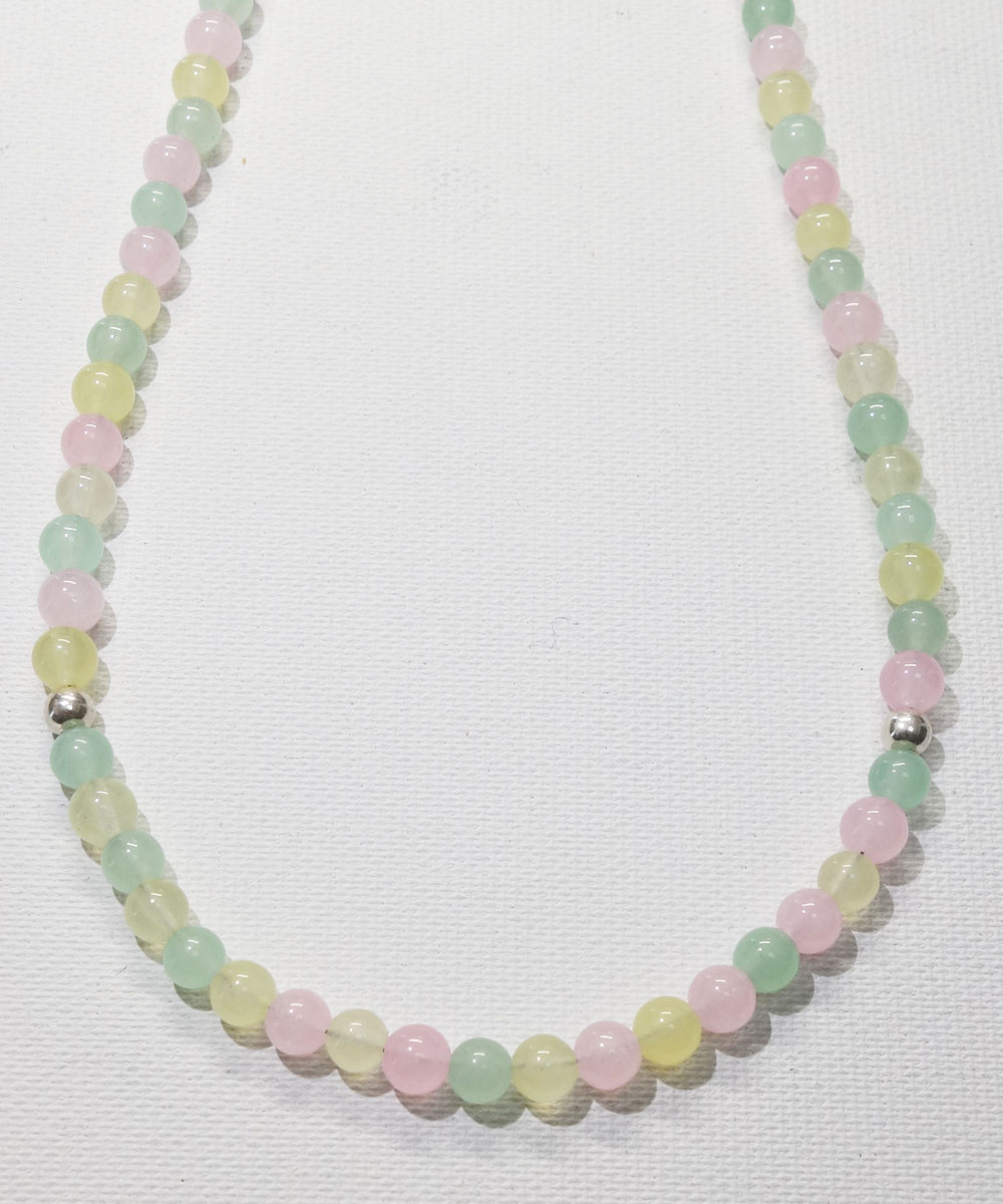 PASTEL COLOR NECKLACE-01( パステルカラーネックレス)5