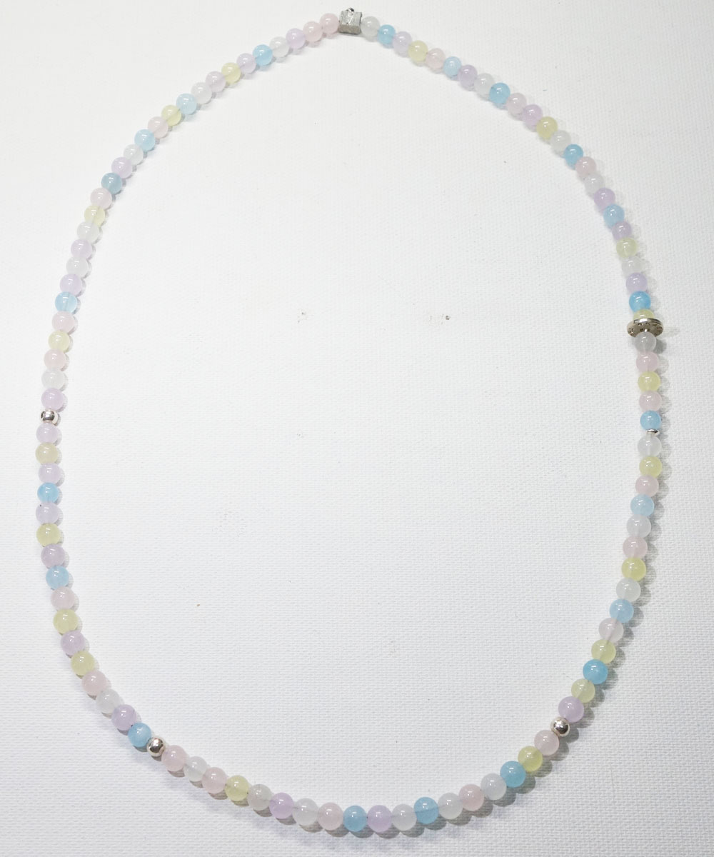 PASTEL COLOR NECKLACE-02( パステルカラーネックレス)3