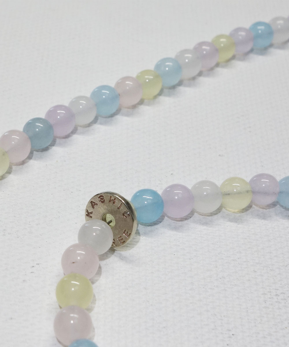 PASTEL COLOR NECKLACE-02( パステルカラーネックレス)4