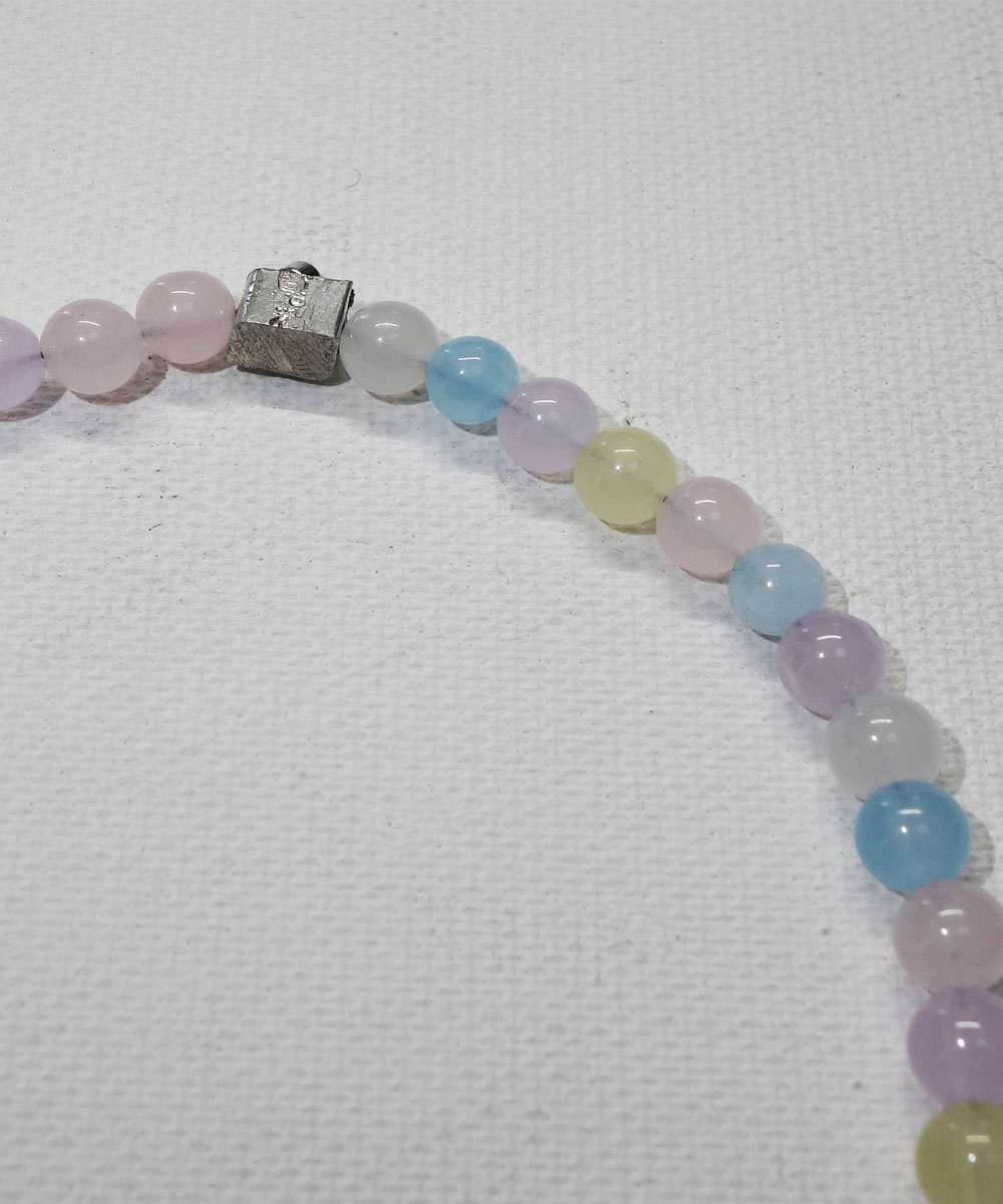 PASTEL COLOR NECKLACE-02( パステルカラーネックレス)6