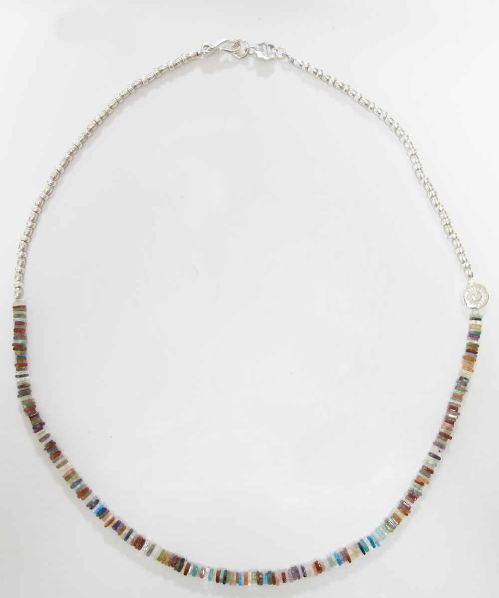 NATURALSTONE&SILVER925  NECKLACE(ナチュラルストーン&シルバー925ネックレス) 2