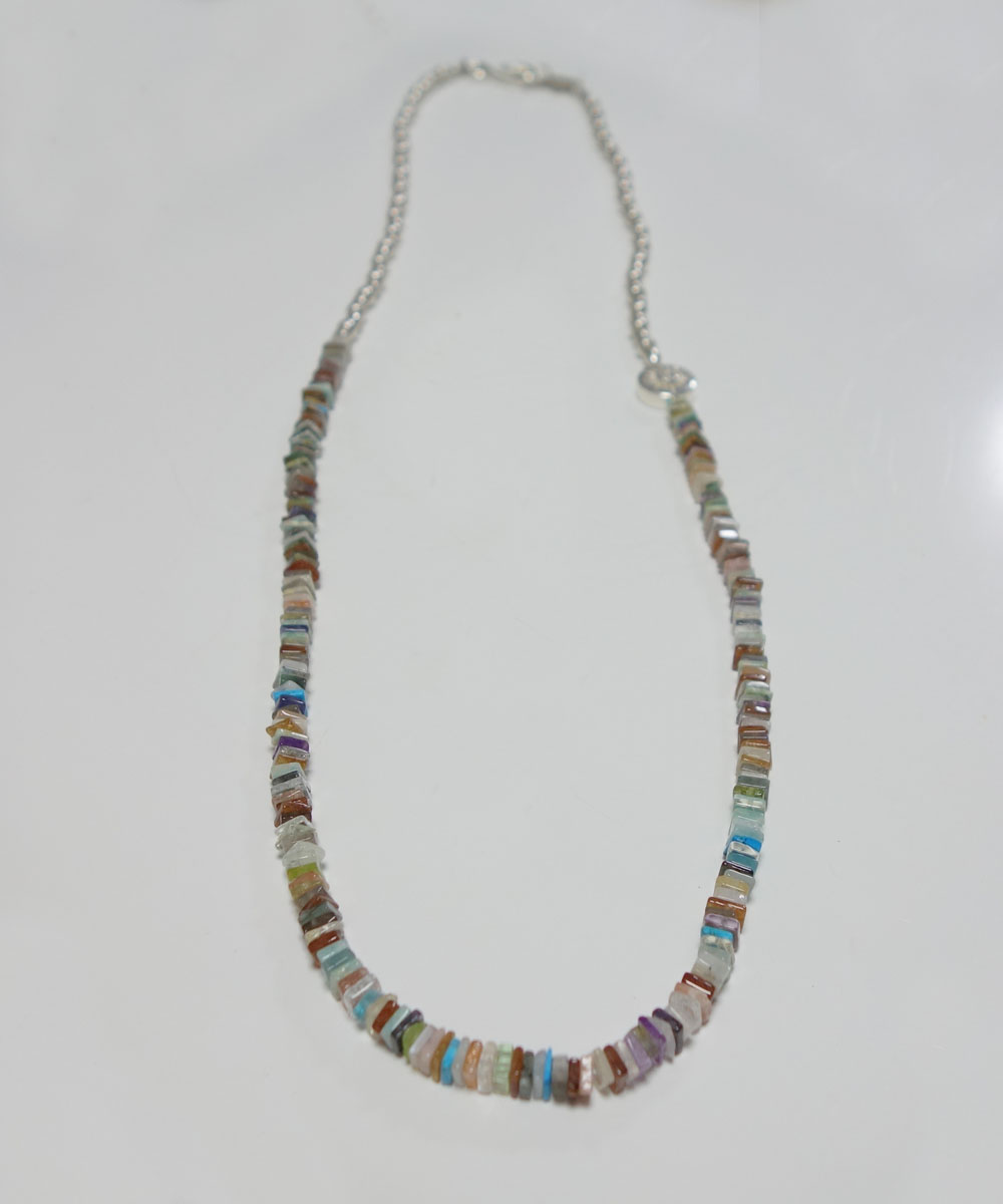 NATURALSTONE&SILVER925  NECKLACE(ナチュラルストーン&シルバー925ネックレス) 9