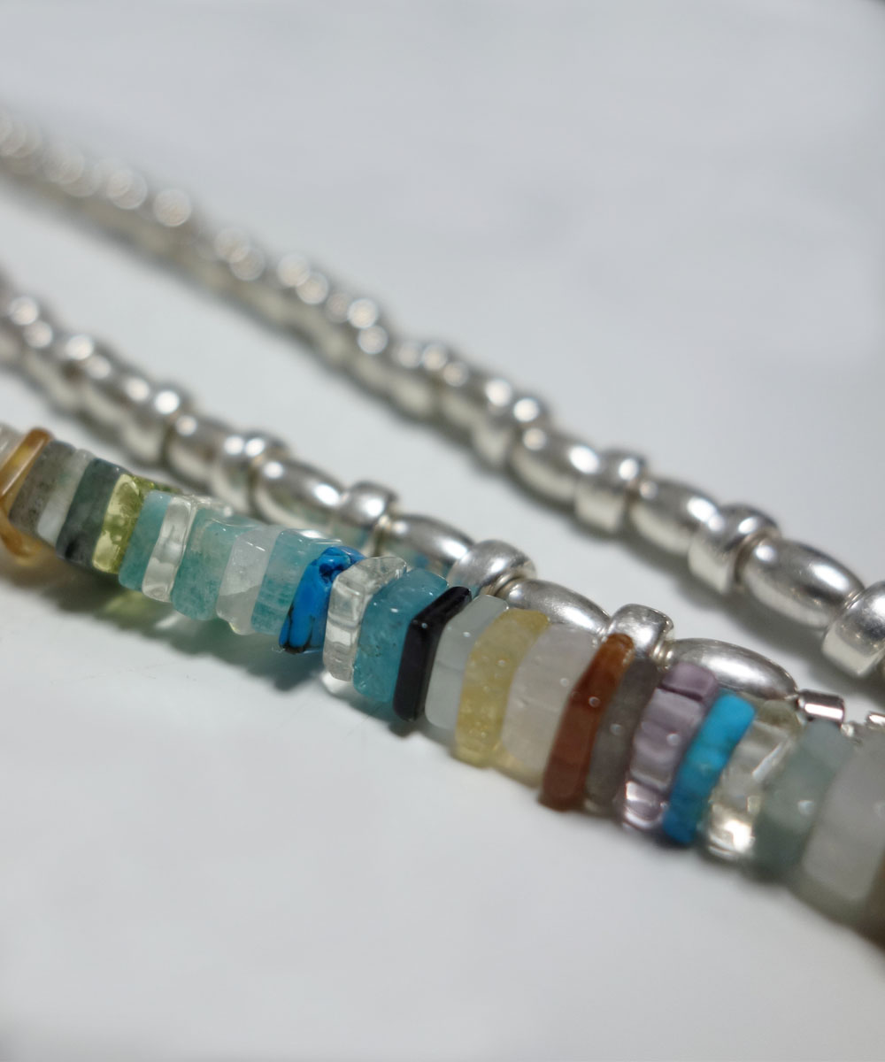 NATURALSTONE&SILVER925  NECKLACE(ナチュラルストーン&シルバー925ネックレス) 11