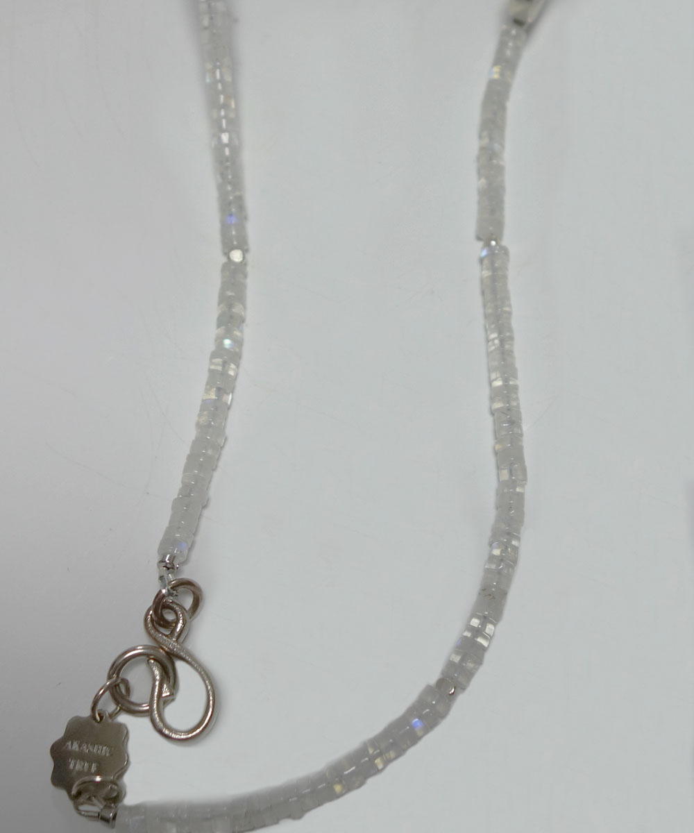 NATURALSTONE&MOON STONE  NECKLACE(ナチュラルストーン&ムーンストーンネックレス) 5