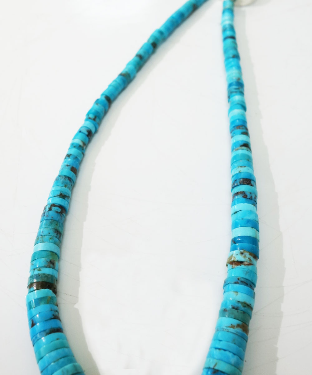 SLEEPING BEAUTY TURQUOISE(スリーピングビューティーターコイズ)&SPINY OYSTER  NECKLACE(スピニーオイスターネックレス) 7