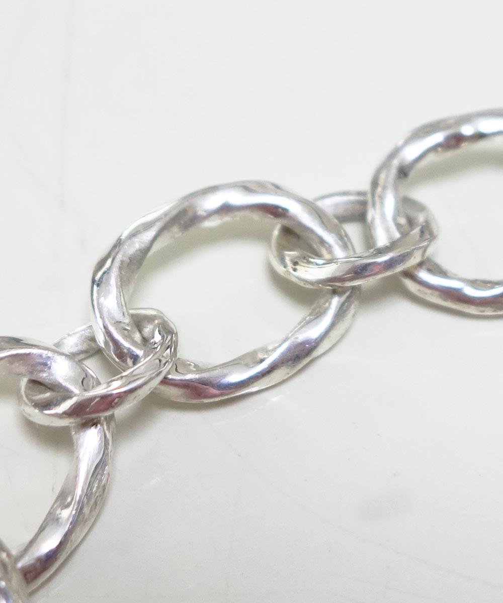 SILVER1000  SILVER CHAIN BRACELET(純銀製  シルバーチェーンブレスレット)3