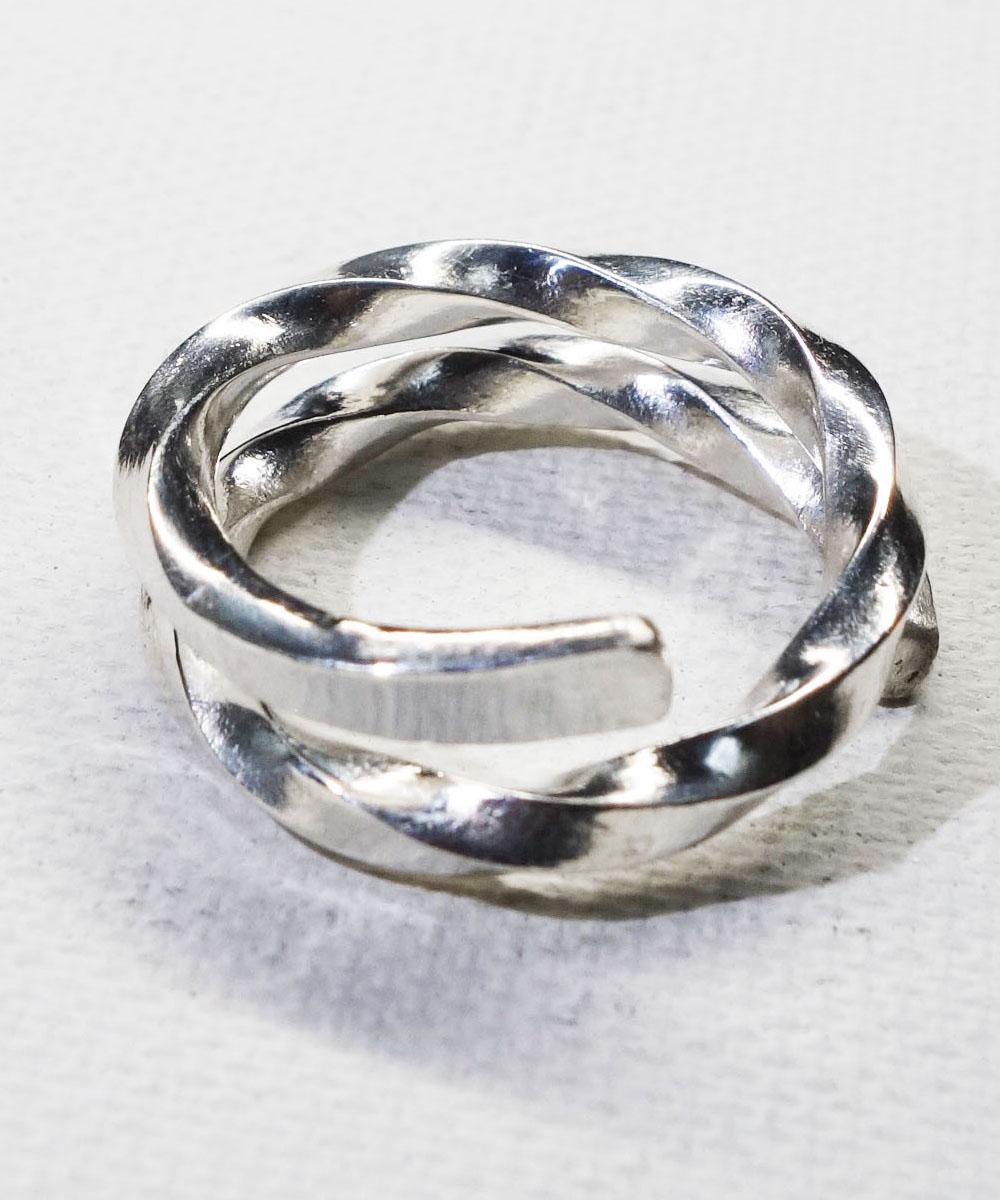 SILVER1000 TWIST RING(シルバー1000ツイストリング)5