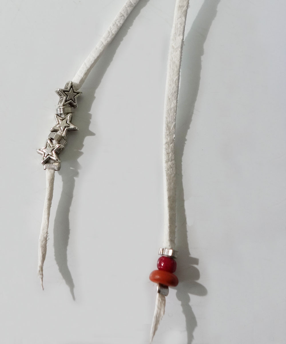 WHITE HEART KEY RING(ホワイトハートキーリング カラー:ネイビー) 2