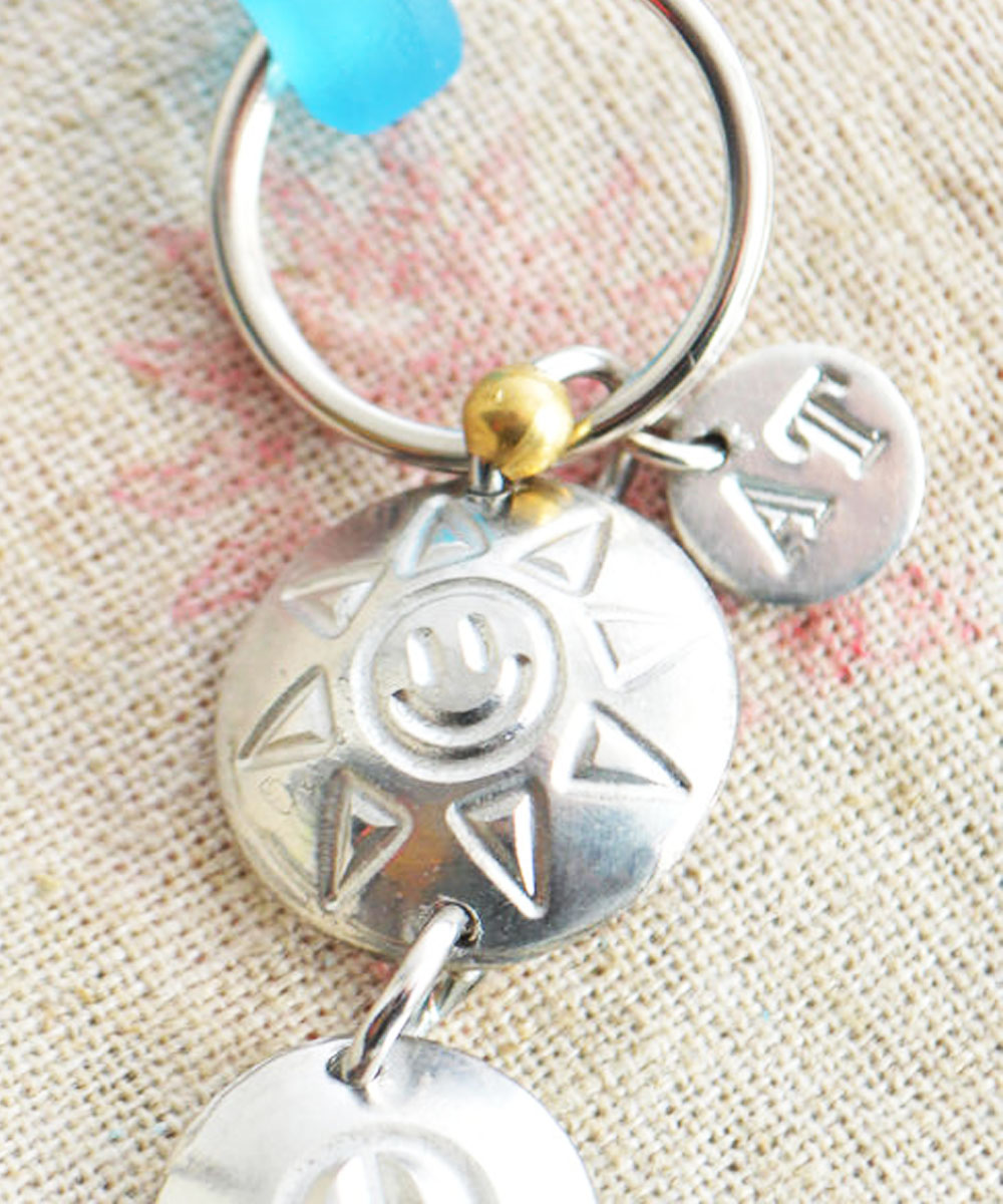 CONCHO KEY RING (コンチョキーリング)TOP-SMILE2