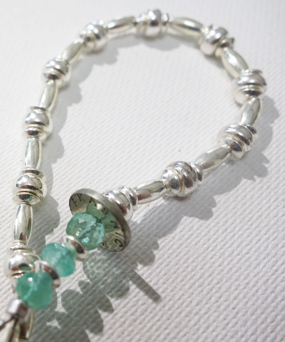 STERLING SILVER WIRE ANKLET(スターリングシルバーワイヤーアンクレット)7