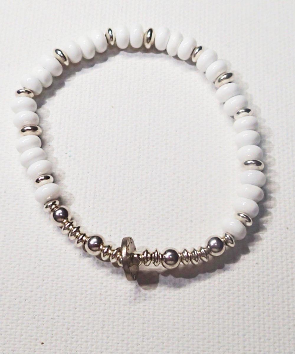 WHITE SHELL BRACELET(ホワイトシェルブレスレット)